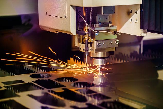 cnc-laser-cutting-of-metal-modern-indust
