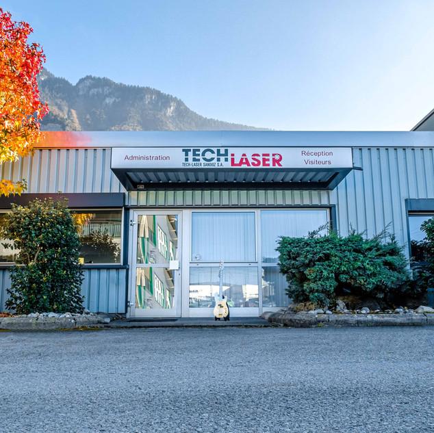 Bienvenue chez Tech-Laser ! Nous vous accueillons avec plaisir dans nos locaux afin de vous aider à réaliser tous vos projets !