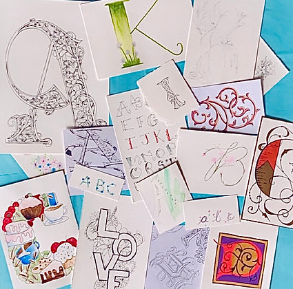 Storybook Letters
