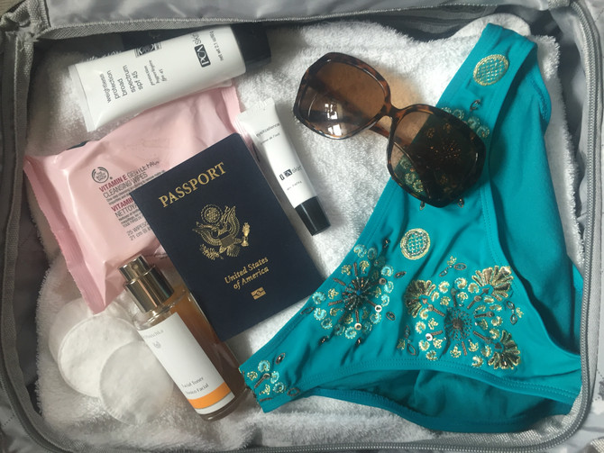 Travel Tips For Your Skin