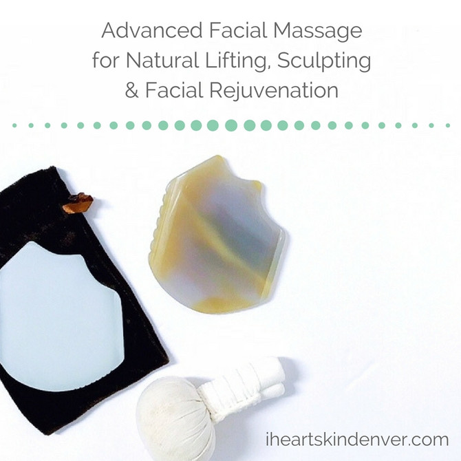 Advanced Facial Massage for Natural Lifting, Sculpting and Rejuvenation