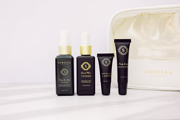 The Clear Skin Kit by Sorella Apothecary