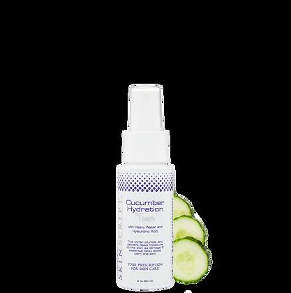 Skin Script Mini Cucumber Hydration Toner