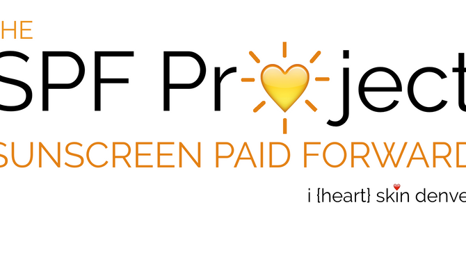 The SPF Project at i {heart} skin