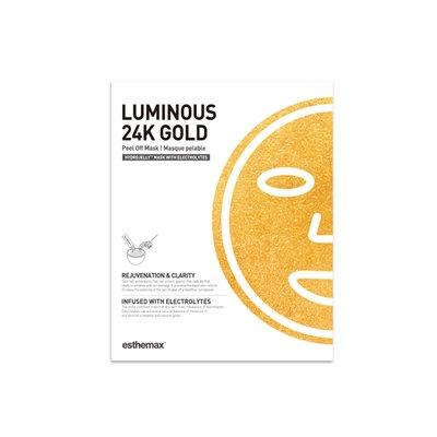 Esthemax Luminous 24K Gold Hydrojelly Mask