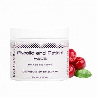 Skin Script Exfoliating Pads