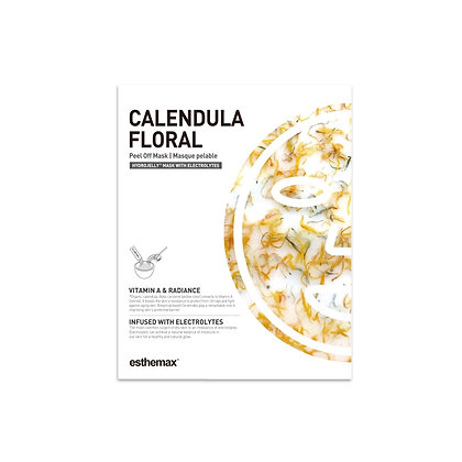 Esthemax Calendula Floral Hydrojelly Mask
