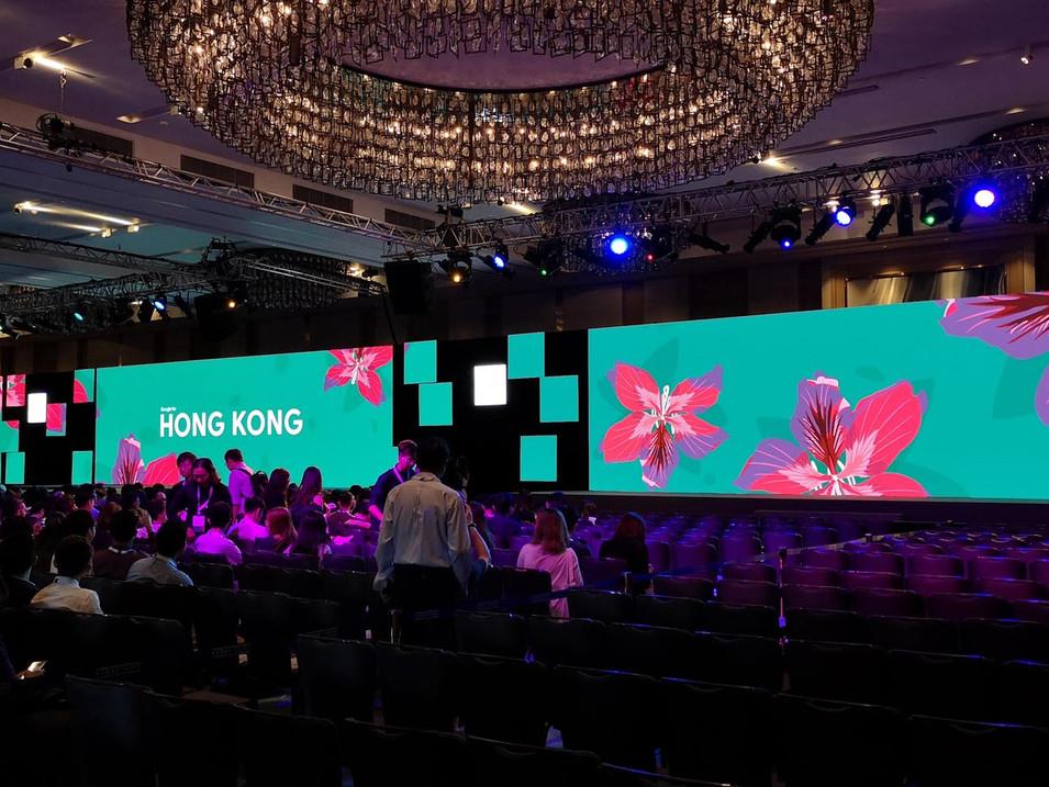 Google for Hong Kong