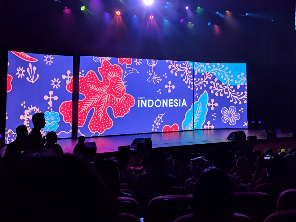 Google for Indonesia