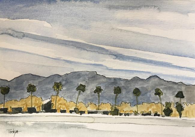 Las Vegas Landscape