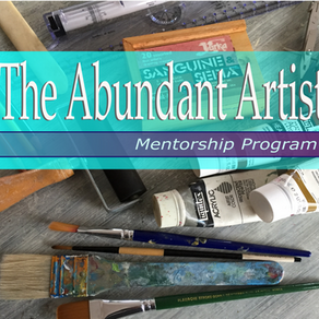 The Abundant Artist Mentorship Program Is A Big Hit!