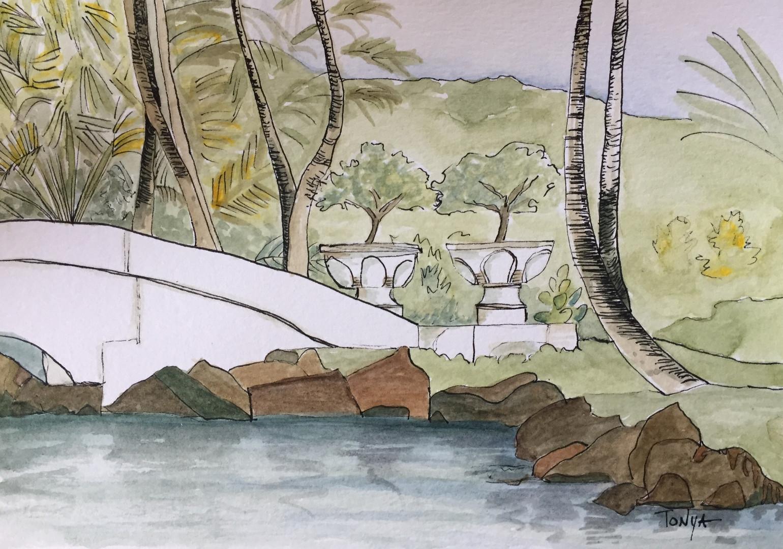 Hawaiian Resort