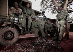 Anti poaching squad Kenya