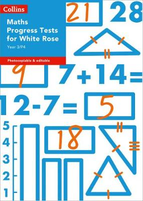 Maths Progress Tests for White Rose