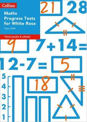 Maths Progress Tests for White Rose