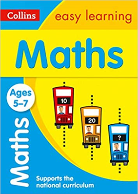 Collins Easy Learning Maths Ages 5-7