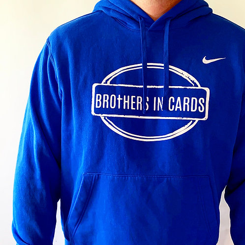 Brothers In Cards Sports Hoodie