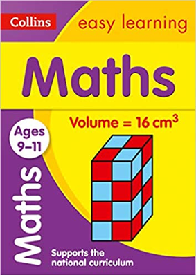 Collins Easy Learning Maths Ages 9-11