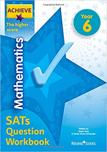 Mathematics SATs Question Workbook Year 6
