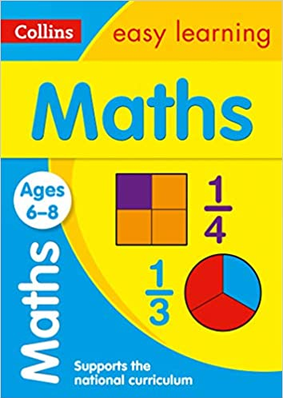 Collins Easy Learning Maths Ages 6-8