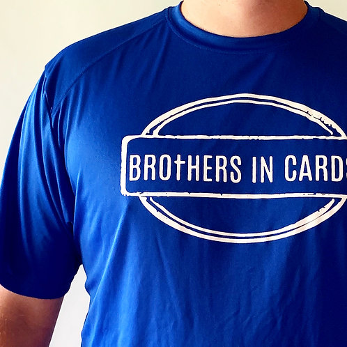 Brothers In Cards Sports Tee