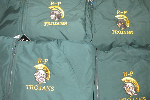 R-P Trojans Youth Hooded Jacket