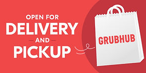 GrubHub online ordering for delivery and pickup