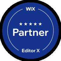 Wix Legend Partner badge, earned by Matt Cici. Top ranked Twin Cities Web Designer