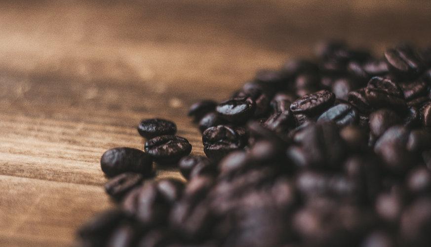 Fresh roasted local coffee beans