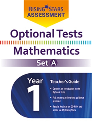 Optional Tests Mathematics Set A Year 1