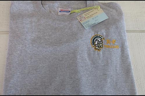 Trojan Adult Fans Grey Mens T-Shirt