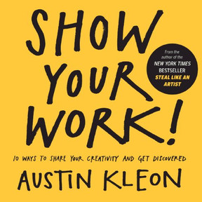 Show Your Work! – A Guide on Self-Promotion - Wix Newsletter