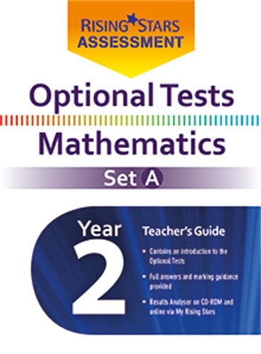 Optional Tests Mathematics Set A Year 2