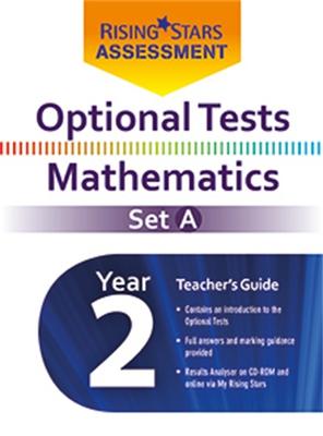 Optional Tests Mathematics Set A Year 2