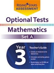 Optional Tests Mathematics Set A Year 3