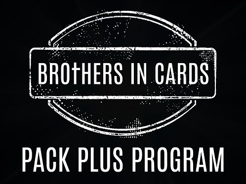 Pack Plus Program Subscription