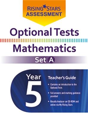 Optional Tests Mathematics Set A Year 5