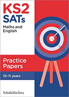 KS2 SATs Maths and English Years 10-11