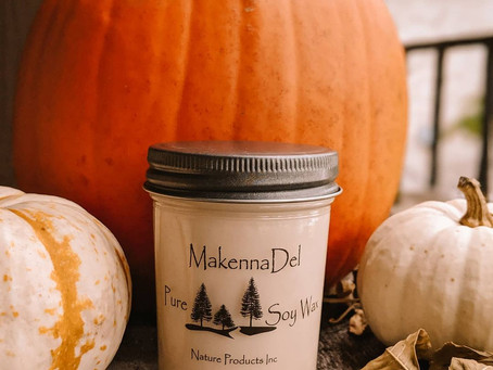 Minnesota Made Candles | Makenna Del