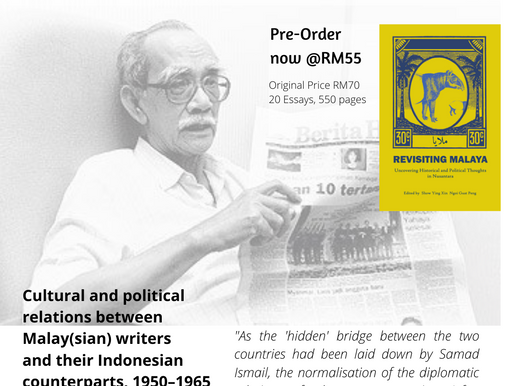 Forward: Foreword to Revisiting Malaya