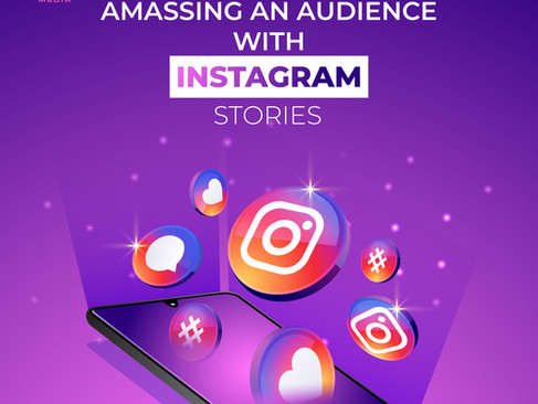 Getting More Audience with Instagram Stories