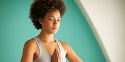 black-woman-meditating-yoga