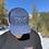 Thumbnail: CURSIVE U&L FITTED TRUCKER HAT - NAVY