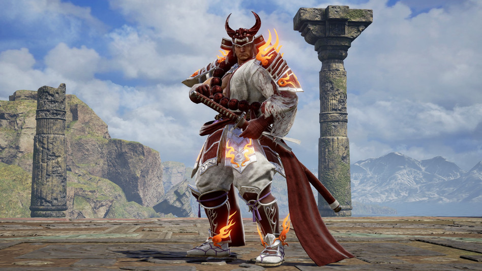 Flaming Haohmaru