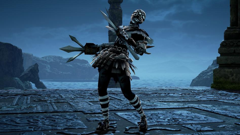 Philippa, the Skeletal Vengeance