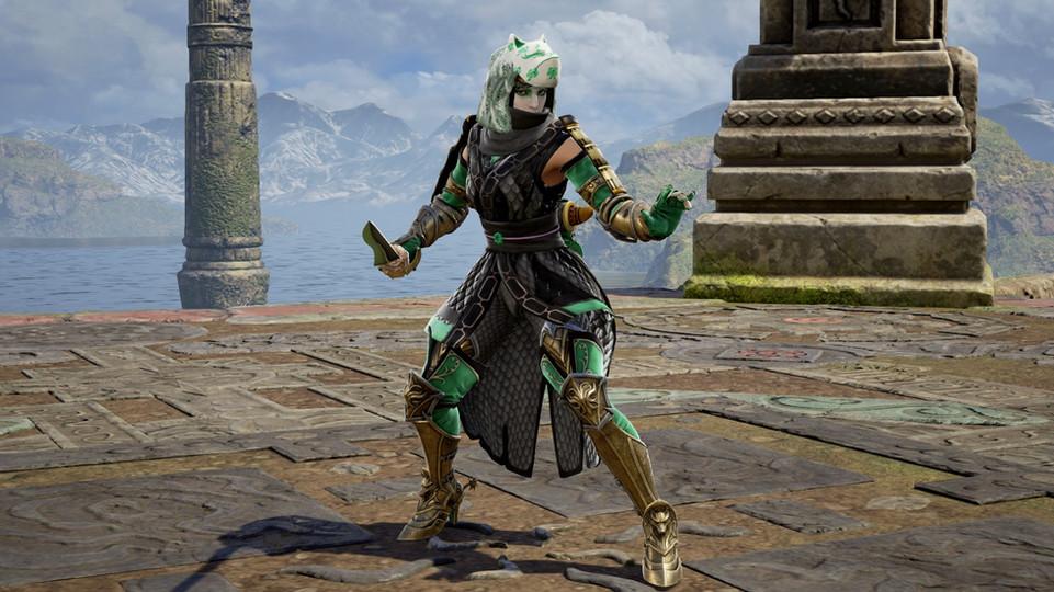 Ahmya, the Asian Assassin