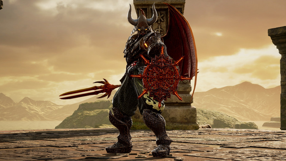 Kallam, the Dragon Sentry