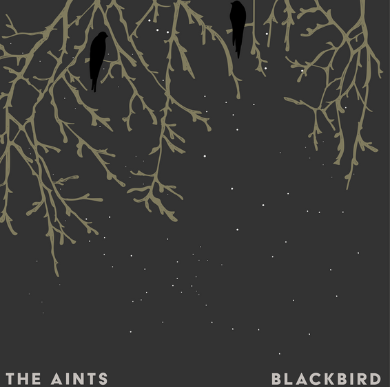 """Black Bird"" Album art"