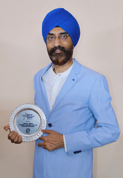 Man of Excellence Award 2021