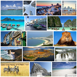 viaggi nel mondo
